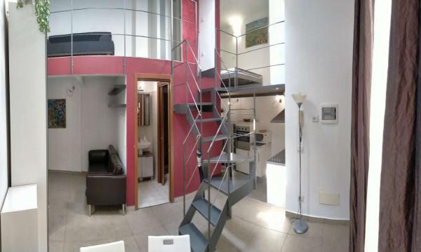 Casa indipendente in vendita a Milano, Maciachini, Con giardino, 55 mq