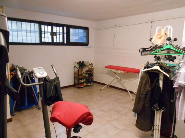 Villa in vendita a Tribiano, Residenziale, Con giardino, 250 mq - Foto 144