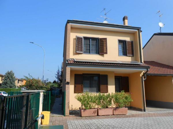 Villa in vendita a Tribiano, Residenziale, Con giardino, 250 mq - Foto 8