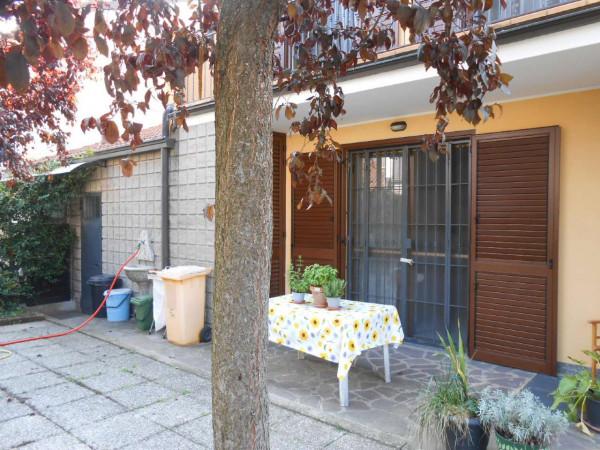 Villa in vendita a Tribiano, Residenziale, Con giardino, 250 mq - Foto 42