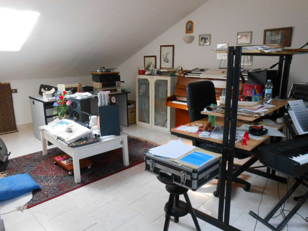 Villa in vendita a Tribiano, Residenziale, Con giardino, 250 mq - Foto 78