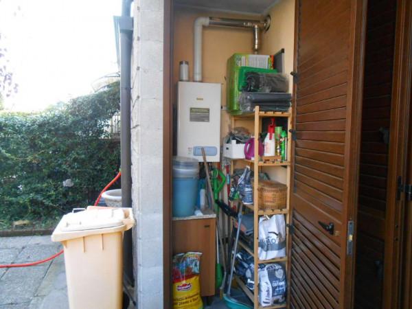Villa in vendita a Tribiano, Residenziale, Con giardino, 250 mq - Foto 32