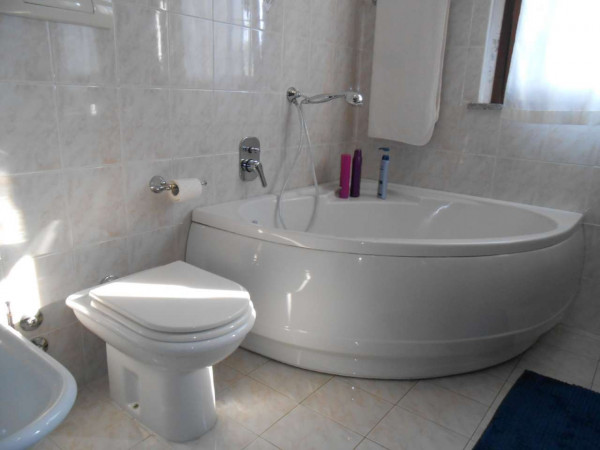 Villa in vendita a Tribiano, Residenziale, Con giardino, 250 mq - Foto 94