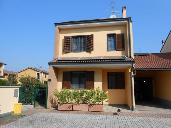 Villa in vendita a Tribiano, Residenziale, Con giardino, 250 mq - Foto 10