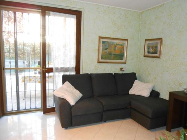 Villa in vendita a Tribiano, Residenziale, Con giardino, 250 mq - Foto 161