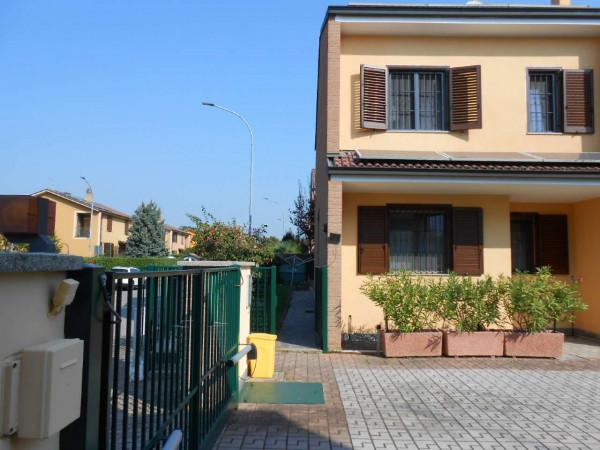 Villa in vendita a Tribiano, Residenziale, Con giardino, 250 mq - Foto 7