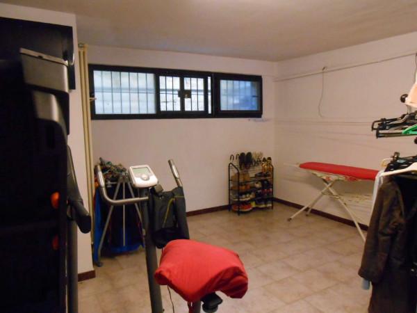 Villa in vendita a Tribiano, Residenziale, Con giardino, 250 mq - Foto 66