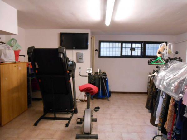 Villa in vendita a Tribiano, Residenziale, Con giardino, 250 mq - Foto 48