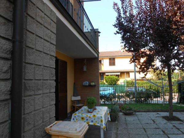 Villa in vendita a Tribiano, Residenziale, Con giardino, 250 mq - Foto 38
