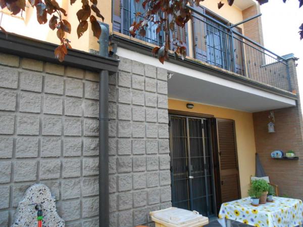 Villa in vendita a Tribiano, Residenziale, Con giardino, 250 mq - Foto 40