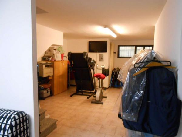 Villa in vendita a Tribiano, Residenziale, Con giardino, 250 mq - Foto 49