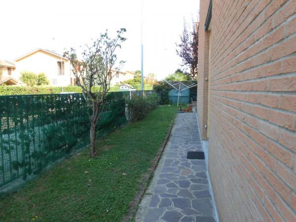 Villa in vendita a Tribiano, Residenziale, Con giardino, 250 mq - Foto 46