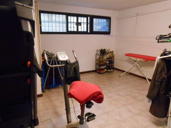 Villa in vendita a Tribiano, Residenziale, Con giardino, 250 mq - Foto 65