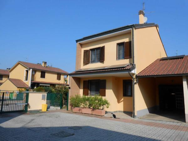Villa in vendita a Tribiano, Residenziale, Con giardino, 250 mq - Foto 12