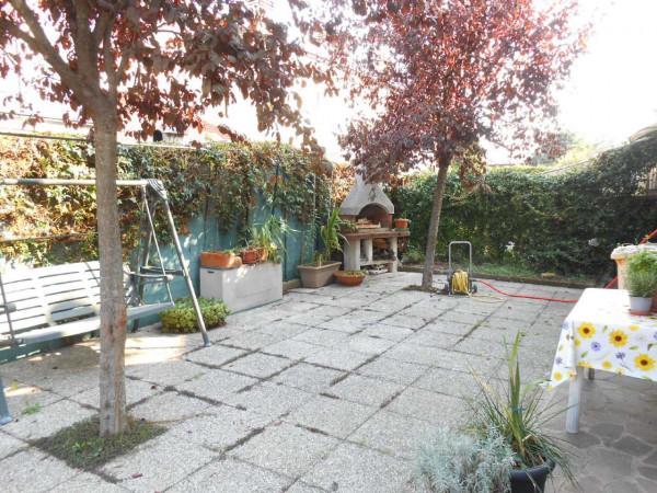 Villa in vendita a Tribiano, Residenziale, Con giardino, 250 mq - Foto 44