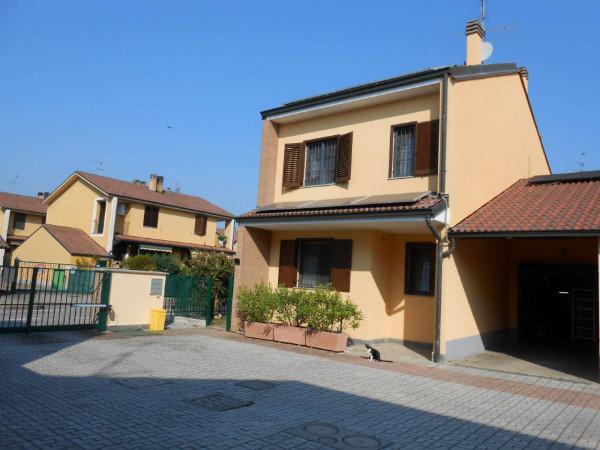 Villa in vendita a Tribiano, Residenziale, Con giardino, 250 mq - Foto 11