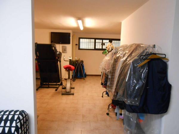 Villa in vendita a Tribiano, Residenziale, Con giardino, 250 mq - Foto 51