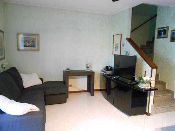 Villa in vendita a Tribiano, Residenziale, Con giardino, 250 mq - Foto 136
