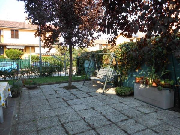 Villa in vendita a Tribiano, Residenziale, Con giardino, 250 mq - Foto 37