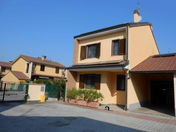 Villa in vendita a Tribiano, Residenziale, Con giardino, 250 mq - Foto 13
