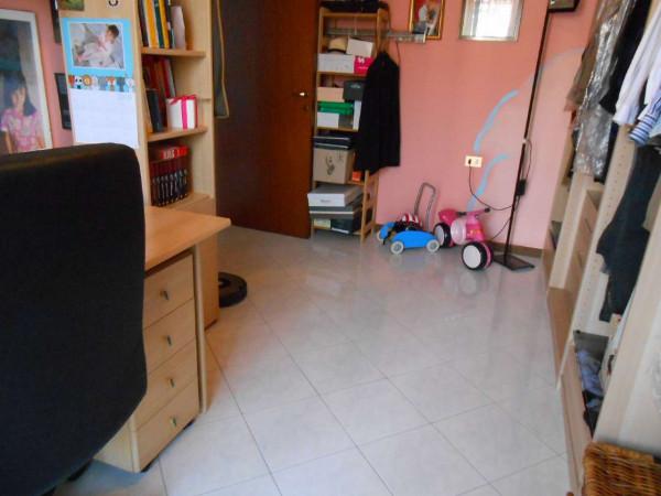 Villa in vendita a Tribiano, Residenziale, Con giardino, 250 mq - Foto 107