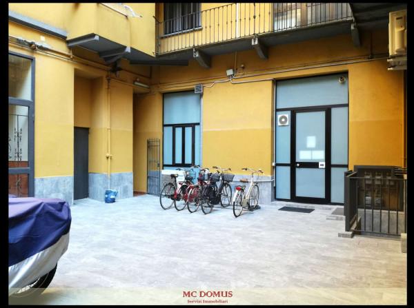 Appartamento in vendita a Milano, Porta Romana, 110 mq - Foto 12