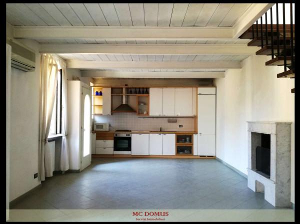 Appartamento in vendita a Milano, Porta Romana, 110 mq - Foto 27