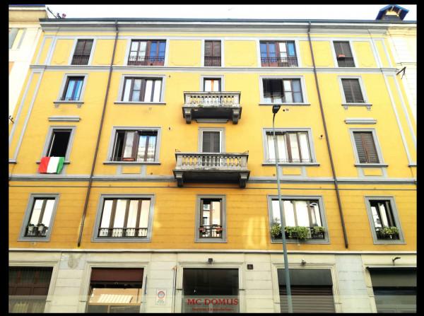Appartamento in vendita a Milano, Porta Romana, 110 mq