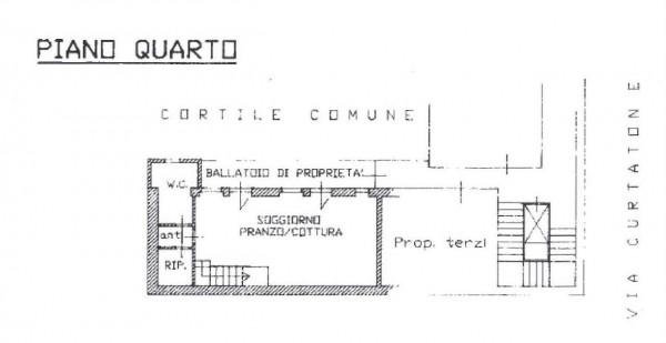 Appartamento in vendita a Milano, Porta Romana, 110 mq - Foto 3