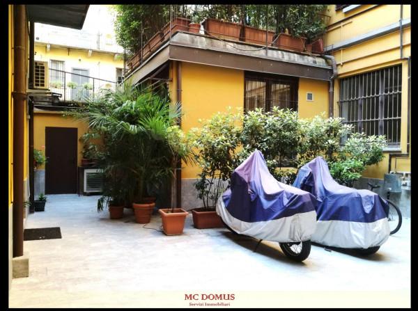 Appartamento in vendita a Milano, Porta Romana, 110 mq - Foto 13