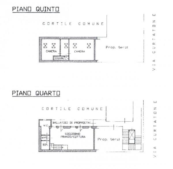 Appartamento in vendita a Milano, Porta Romana, 110 mq - Foto 4
