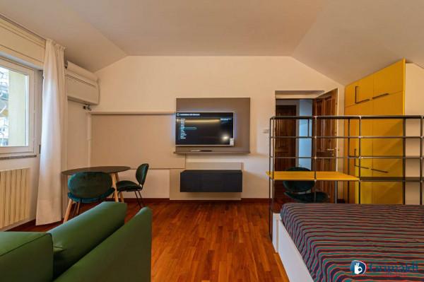 Appartamento in vendita a Milano, Piazzale Baracca, Arredato, 40 mq - Foto 18
