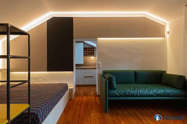 Appartamento in vendita a Milano, Piazzale Baracca, Arredato, 40 mq - Foto 21