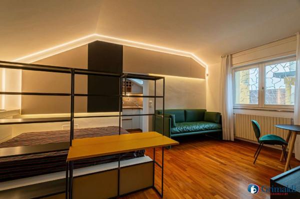Appartamento in vendita a Milano, Piazzale Baracca, Arredato, 40 mq - Foto 22