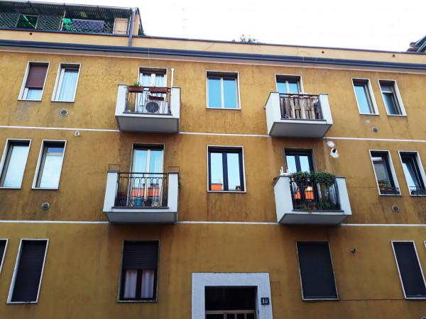 Appartamento in affitto a Milano, Arredato, 65 mq
