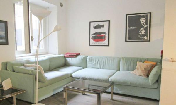Appartamento in affitto a Milano, Porta Genova, Arredato, 55 mq