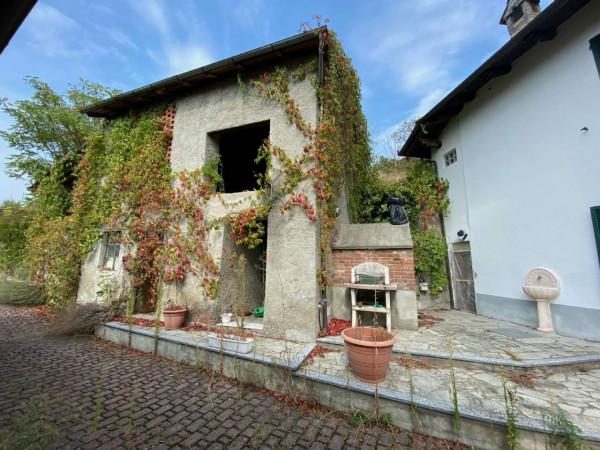 Rustico/Casale in vendita a Visone, Con giardino, 300 mq - Foto 14