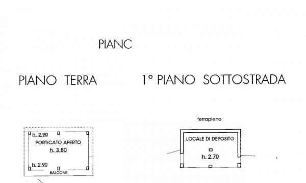 Rustico/Casale in vendita a Visone, Con giardino, 300 mq - Foto 6