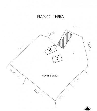 Rustico/Casale in vendita a Visone, Con giardino, 300 mq - Foto 4