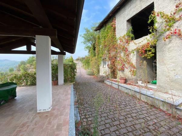 Rustico/Casale in vendita a Visone, Con giardino, 300 mq - Foto 13
