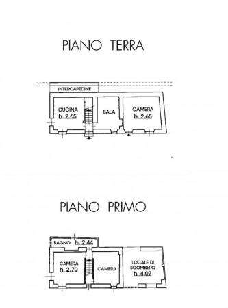 Rustico/Casale in vendita a Visone, Con giardino, 300 mq - Foto 8