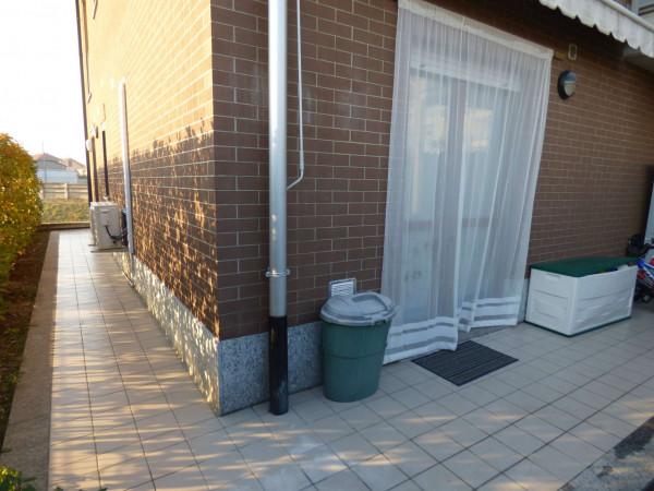 Appartamento in vendita a Borgaro Torinese, Arredato, con giardino, 72 mq - Foto 5