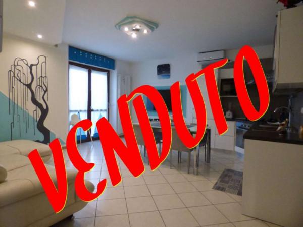Appartamento in vendita a Borgaro Torinese, Arredato, con giardino, 72 mq