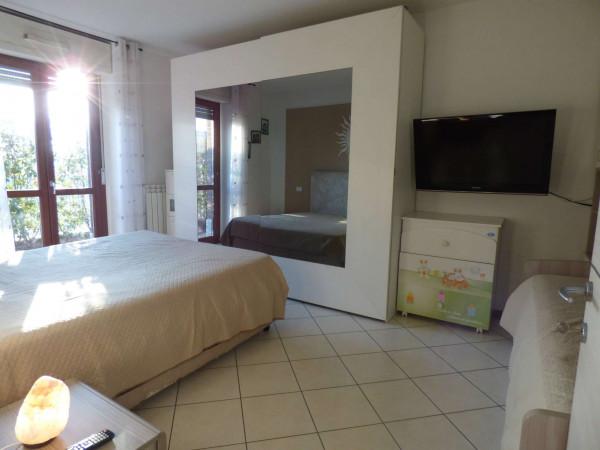 Appartamento in vendita a Borgaro Torinese, Arredato, con giardino, 72 mq - Foto 12