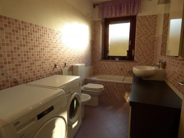 Appartamento in vendita a Borgaro Torinese, Arredato, con giardino, 72 mq - Foto 10