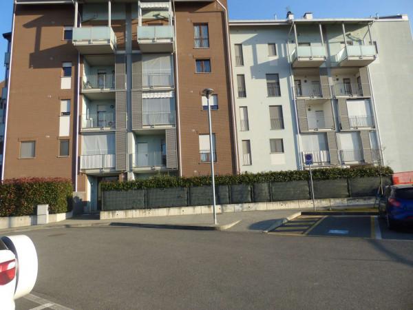 Appartamento in vendita a Borgaro Torinese, Arredato, con giardino, 72 mq - Foto 2