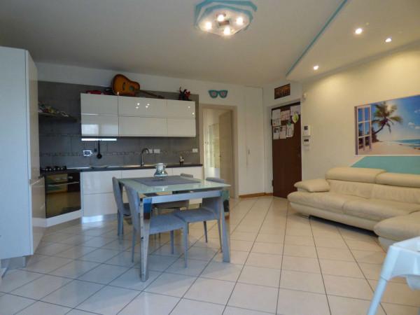 Appartamento in vendita a Borgaro Torinese, Arredato, con giardino, 72 mq - Foto 17