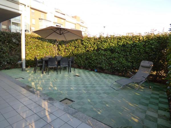 Appartamento in vendita a Borgaro Torinese, Arredato, con giardino, 72 mq - Foto 9