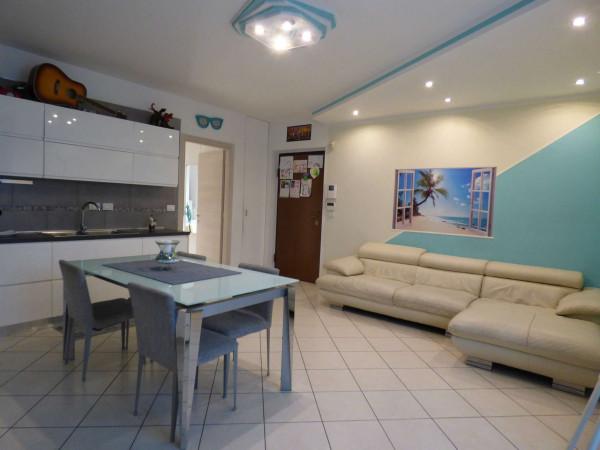 Appartamento in vendita a Borgaro Torinese, Arredato, con giardino, 72 mq - Foto 18