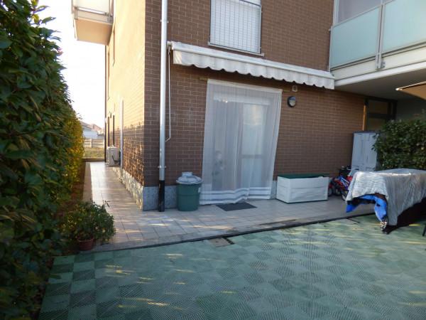 Appartamento in vendita a Borgaro Torinese, Arredato, con giardino, 72 mq - Foto 6